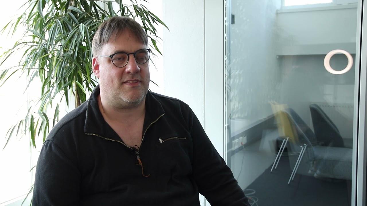 Dr. Andreas Gypser über Digitalisierung in der chemischen Industrie
