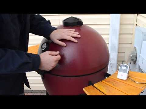 How To Quickly Reduce Temperature In An Overheated Kamado