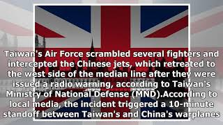 U.K. parliamentarians concerned over Chinese fighter jets' incursion | Politics | FOCUS TAIWAN - ...