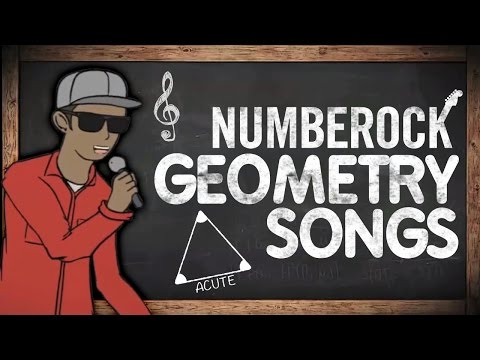 Math Videos For 3rd, 4th, And 5th Grade: GEOMETRY MATH SONGS