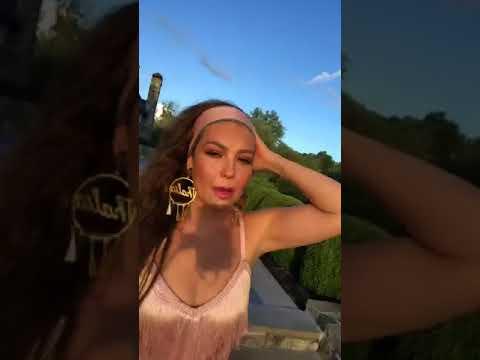 Thalia Me oyen Me escucha | Facebook Live celebra los 200 M de views |dueto con Gente de Zona