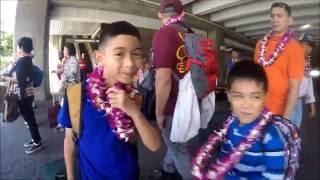 HAWAII VACATION DAY 1