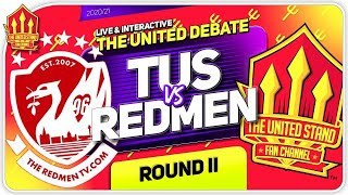 MAN UTD The NEW LIVERPOOL! REDMEN TV vs UNITED STAND FA CUP SPECIAL