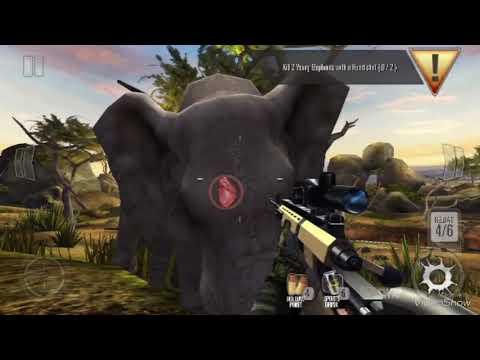Deer Hunter: Classic - All Big Herbivores Death Sequences