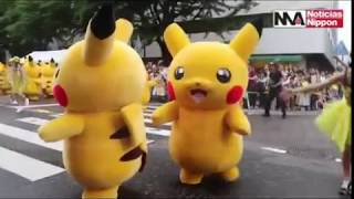 PIKACHU CARNIVAL PARADE 2017