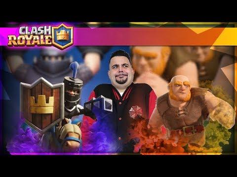 clash royale : il ritorno del Gran cavaliere di sto Ca...