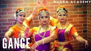 Gange Classical Dance | Vadakkumnathan | Mudra Academy