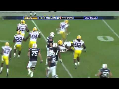 Morris Claiborne NFL Draft Analysis - 2010 Season