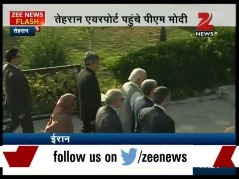 PM Modi visits Tehran for two days