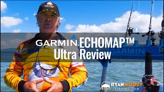 gARMIN Echomap ultra 125 review