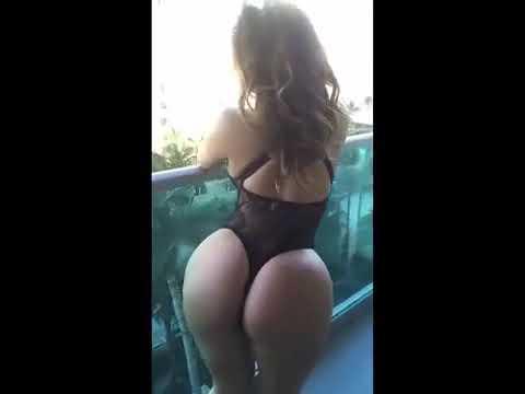 Anastasiya Kvitko Hot Ass Instagram