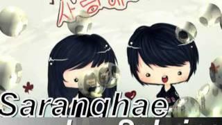 Saranghae by Sabrina with lyrics