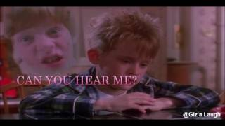 If Home Alone was set in Dublin...