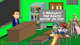 Swiper Brings An NC-17 Rated Film To School / Grounded