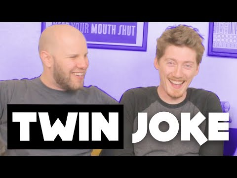 Matt Hargreaves, Exercise Bastards, And A Complete Lack Of Fairness!   TwinJoke Series 3 Episode 9