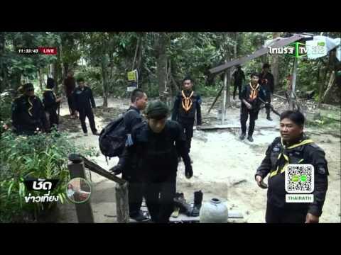 นราธิวาส จับผู้ต้องสงสัยยึด รพ. | 16-03-59 | ชัดข่าวเที่ยง | ThairathTV