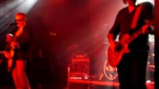THE MISSION - Grip Of Disease - live at Porto Hard Club 14-10-11