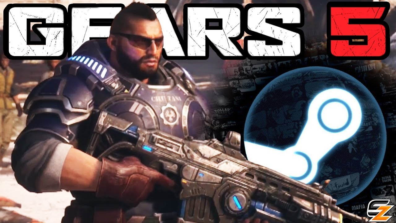 Gears of War 5 - PC Steam Release Confirmed, PC Crossplay & More! (Gears 5 News) thumbnail