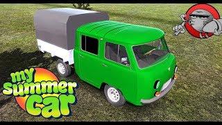 My Summer Car - НОВАЯ БУХАНКА