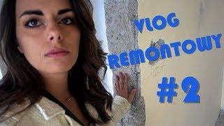 Wyburzyliśmy ścianę nośną! // Vlog Remontowy #2