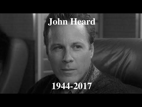 Goodbye, John Heard ('Home Alone' Actor)