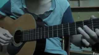 Dấu Mưa ( Trung Quân Idol ) - Fingerstyle Guitar by Văn Tài