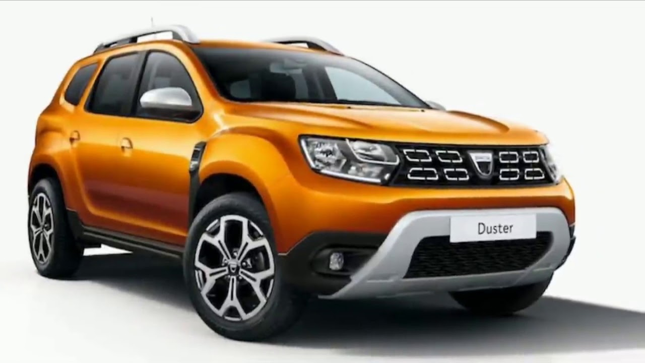 New Renault Duster 2019 62