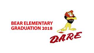 2018 Bear Elementary D.A.R.E. Graduation Ceremony