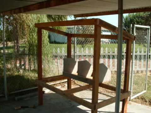 Building A Basic Low Cost Chicken Coop Sj Ranch Youtube