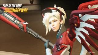 Overwatch, AbidingGamer Play of the Game October 2016