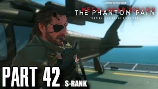 Metal Gear Solid 5 The Phantom Pain Walkthrough Part 42 - Proxy War Without End All Objectives