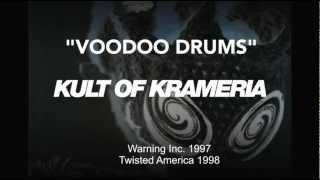 Kult of Krameria - Voodoo Drums ( Original Mix )