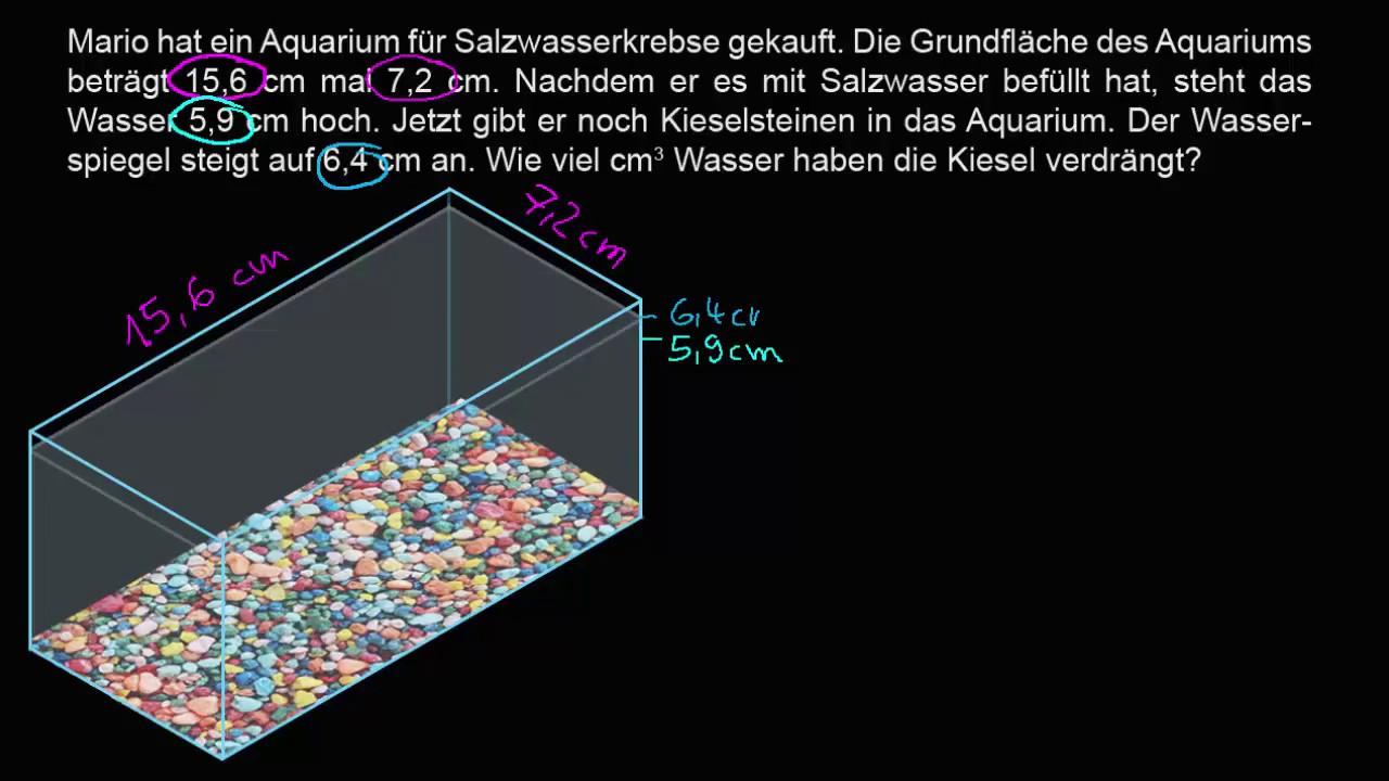 Großzügig Volumen Von Unregelmäßigen Objekten Arbeitsblatt Bilder ...