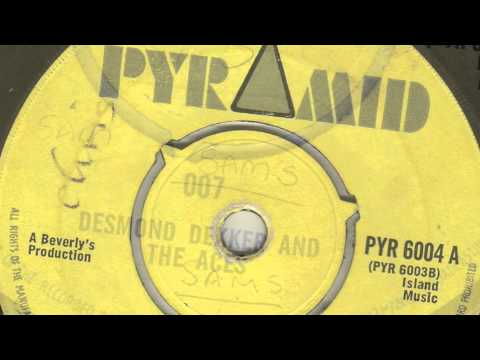 007   Desmond Dekker & The aces