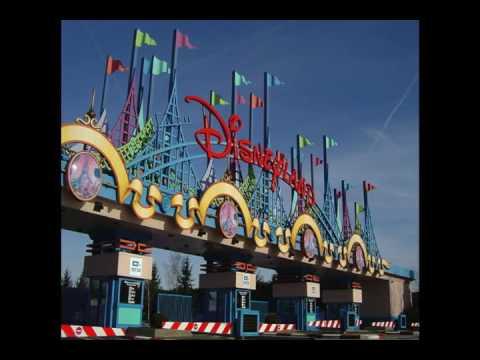 Disneyland Paris Entrance Music - DisneyAvenue.com