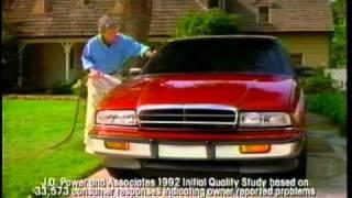 1993 Buick Regal Commercial