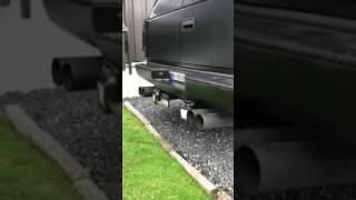 Chevrolet suburban 94mod 5 7 V8 exhaust sound