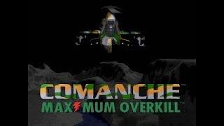 (РЕТРОСИМ #6) Comanche Maximum Overkill - Воксельный индеец Джона Горсии