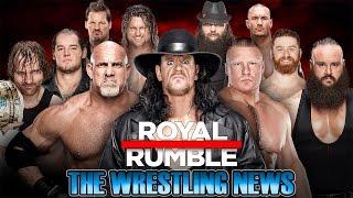 The Wrestling News - Royal Rumble PPV 2017(The Wrestling News sobre o Royal Rumble PPV 2017 Se Inscreva no canal e deixe o seu Like! ▻ http://bit.ly/CanalMatths Não se esqueça de acompanhar nas ..., 2017-01-30T19:10:09.000Z)