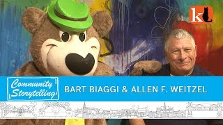 """FRONTIER VILLAGE"" - A MIGHTY FINE LITTLE FAMILY AMUSEMENT PARK  /  ALLEN WEITZEL AND BART BIAGGI"