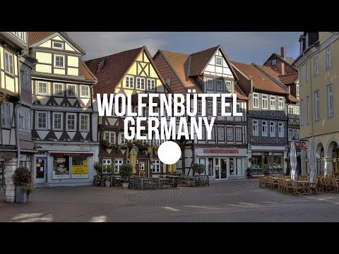 MY TRIP TO WOLFENBÜTTEL - GERMANY | 2017