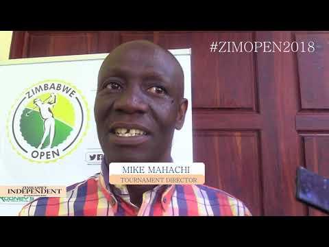 OLD MUTUAL ZIMBABWE OPEN CHAMPIONSHIP 2018