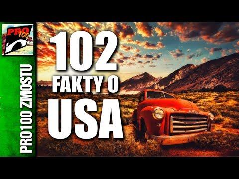 USA - 102 FAKTY