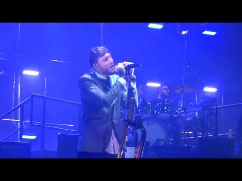 james arthur recovery live dublin nov 2017
