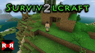 Survivalcraft 2 - Survival of the Fittest - Gameplay Part 1