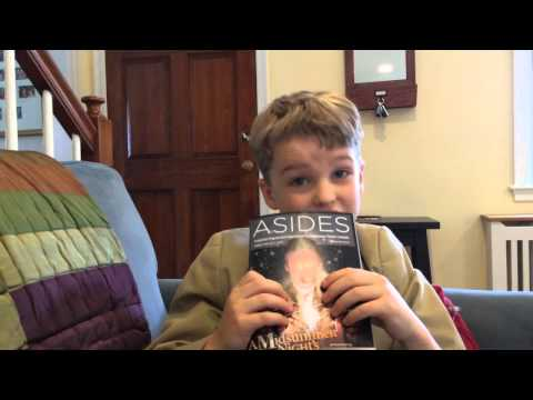 Iain reviews A Midsummer Night's Dream (The Shakespeare Theatre) 9/4/2015