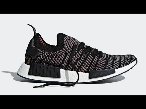 ADIDAS NMD R1 PRIMEKNIT STLT SOLAR PINK FIRST LOOK LEAKED DETAILED IMAGES e826e933348