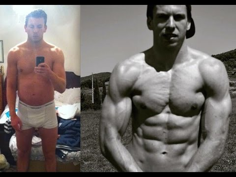 16% to 8% Body Fat and Shredded - Intermittent Fasting & Greek God Training