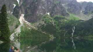 Zakopane, Morskie Oko 29.06.2013, Dzikie zwierze i my :)