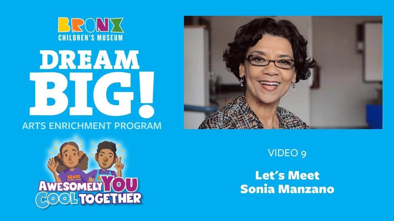 8. Lets Meet: Sonia Manzano